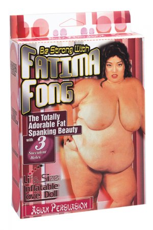 Fatima Fong Love Doll