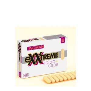 Exxtreme Libido Caps for Woman