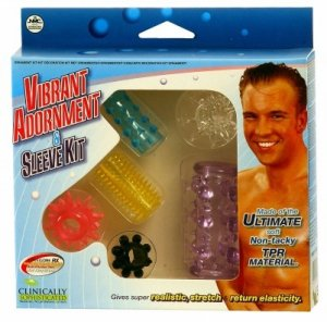 Vibrant Adornment Sleeve Kit