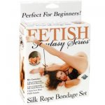 Silk Rope Bondage Set