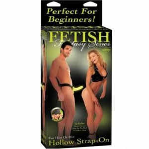 Fetish Hollow Strap-On