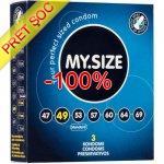 Prezervativ MY SIZE nr.49 3/pack