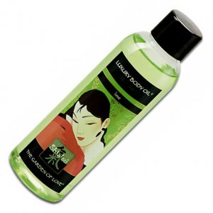 Luxury Body Oil Lime 100ml