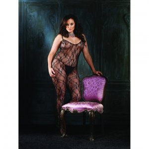 Catsuit Trixie Plus Size