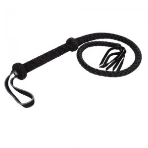 Arabian bullwhip short black