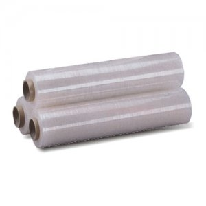 300m Stretch Plastic Wrap Transparent