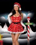 HOLIDAY PIN-UP
