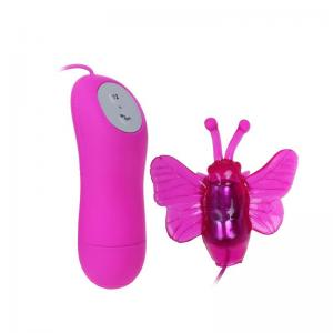 Mini Butterfly Pink Secret Vibrator