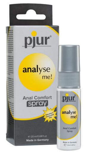 Pjur Analyse Me Anal Confort Spray 20 ml