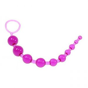 Thay Toy Beads Purple