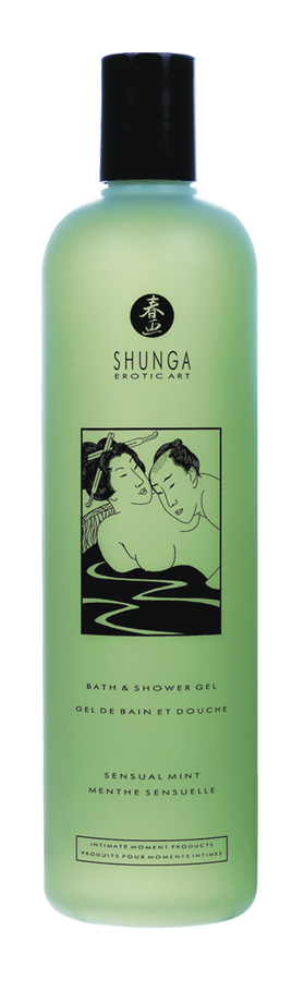 Bath & Shower Gel Sensual Mint