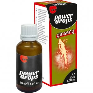 Power Drops Ginseng