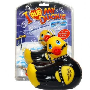 I Rub My Duckie Bondage