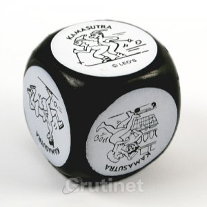 KAMA SUTRA ANTI STRESS DICE