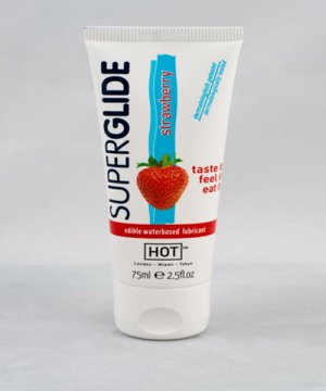 Lubrifiant Superglide Strawberry