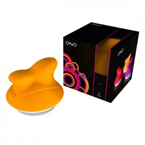 Ono - Cleo Bath Body Massager Orange